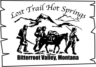 Lost Trail Hot Springs – Conveniently located in the middle